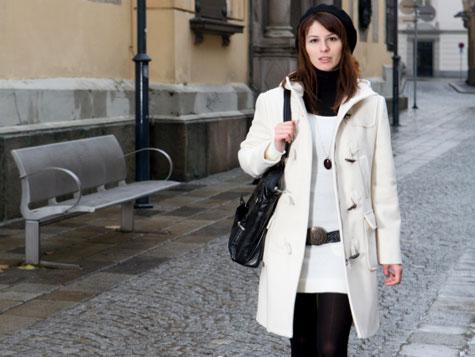 Winter wear fashion