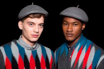 Berets,men fashion,YMC