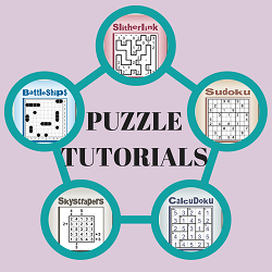 Logical Puzzles and Sudoku Tutorials