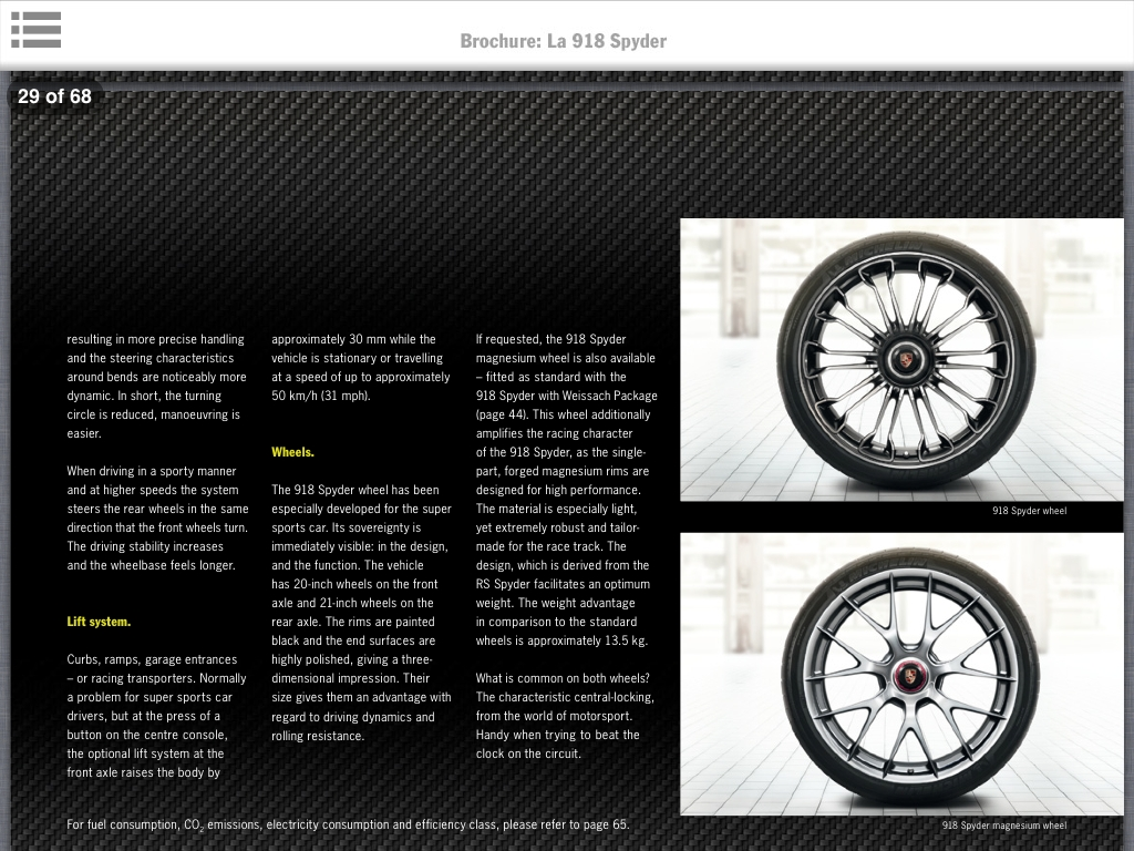 okokno porsche 39 s 918 spyder brochure leaked. Black Bedroom Furniture Sets. Home Design Ideas