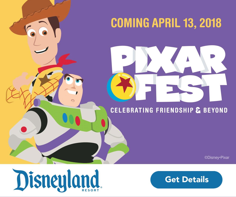 DL Pixar Fest