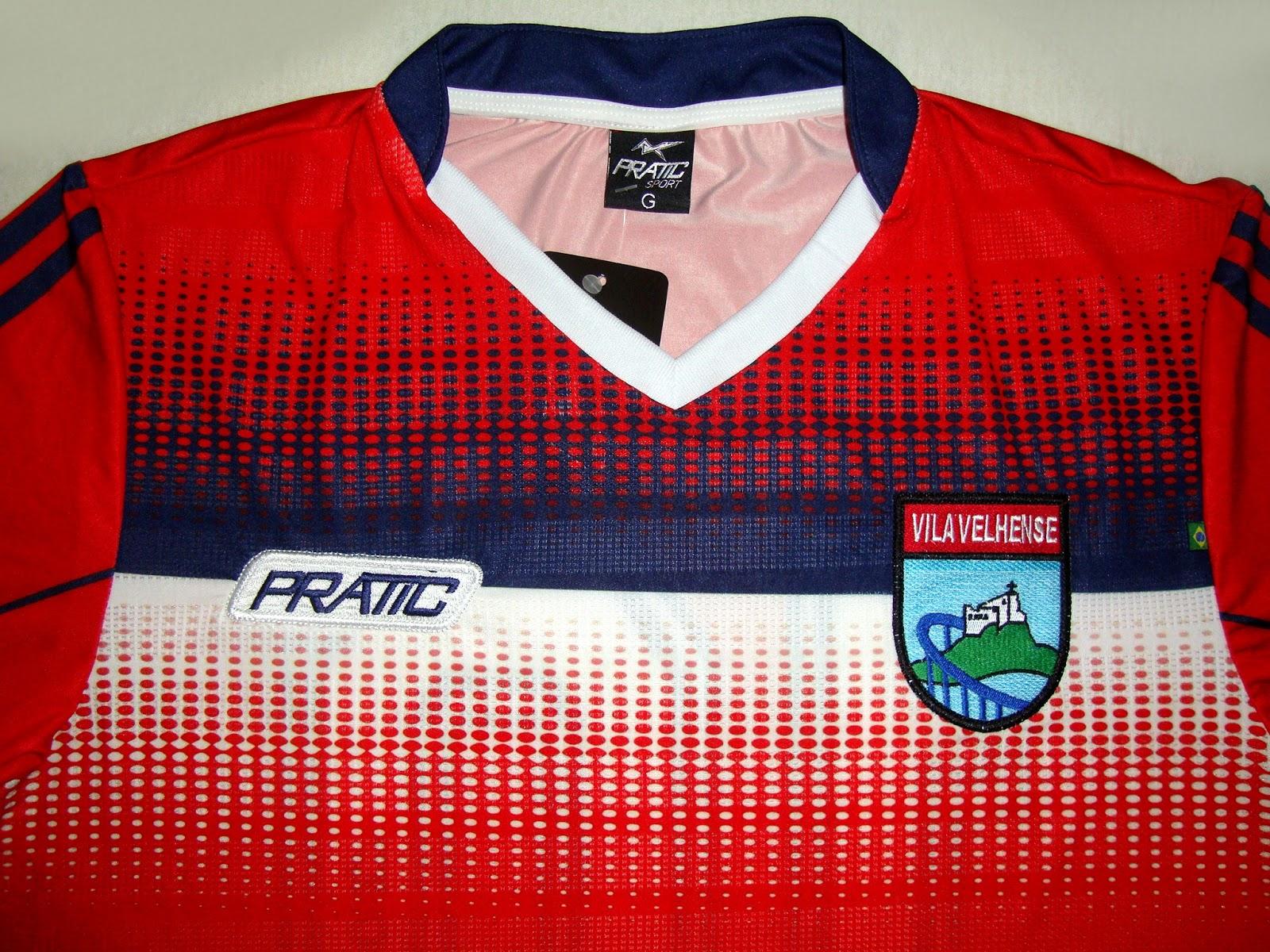 Vilavelhense Futebol Clube (ES) - Show de Camisas a89287d2ac578