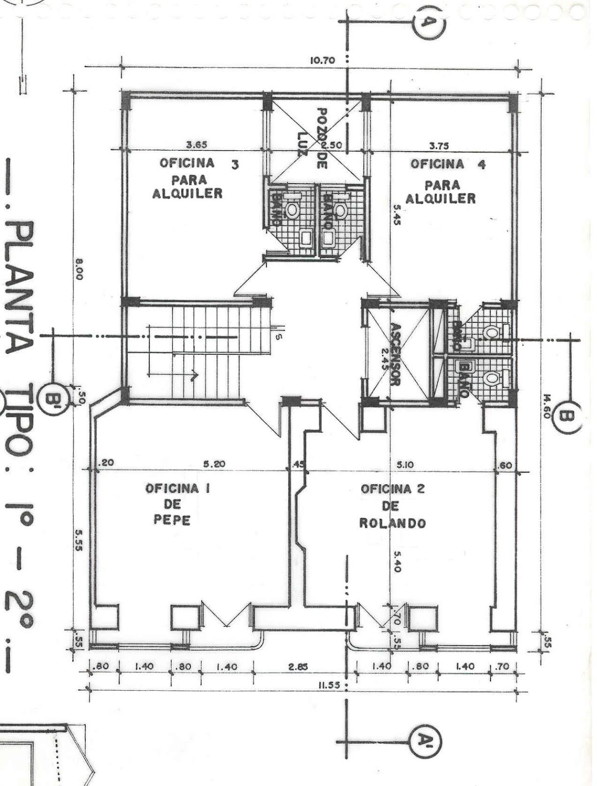 planos arquitectonicos planos