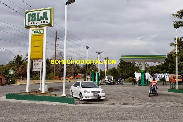 Gasolinas bajan RD$4.20 y RD$4.10 en última tarifa del año 2014