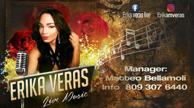 Erika Veras Live.Te esperamos los viernes en XO_Las_Terrenas
