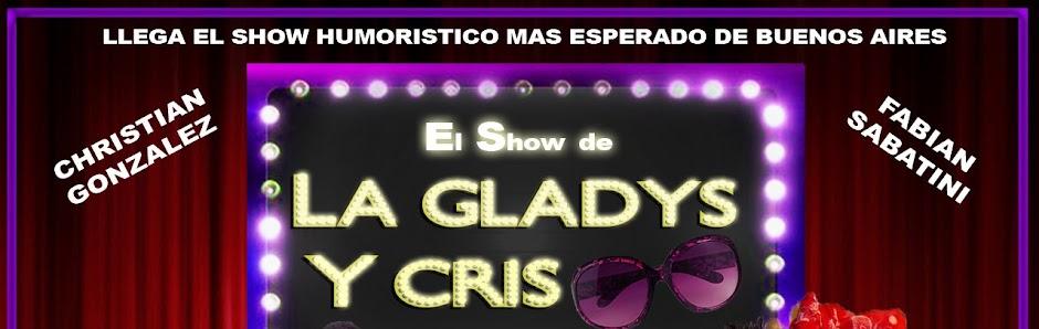 LA GLADYS Y CRIS