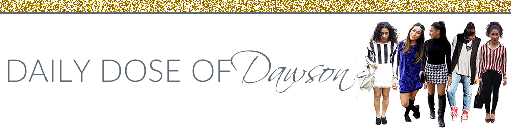 Daily Dose of Dawson