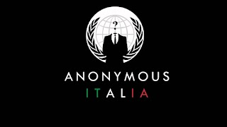 Anonymous Italia Annuncia La Diretta Streaming Sul Web Il 16 Gennaio