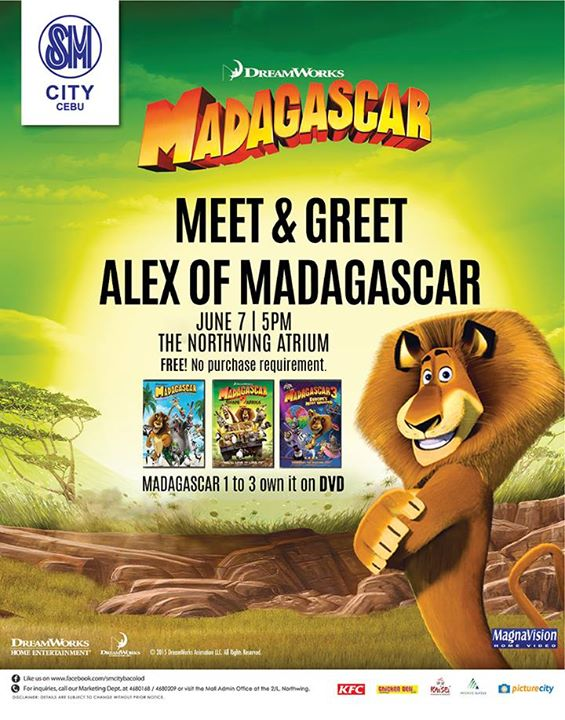 Alex of Madagascar