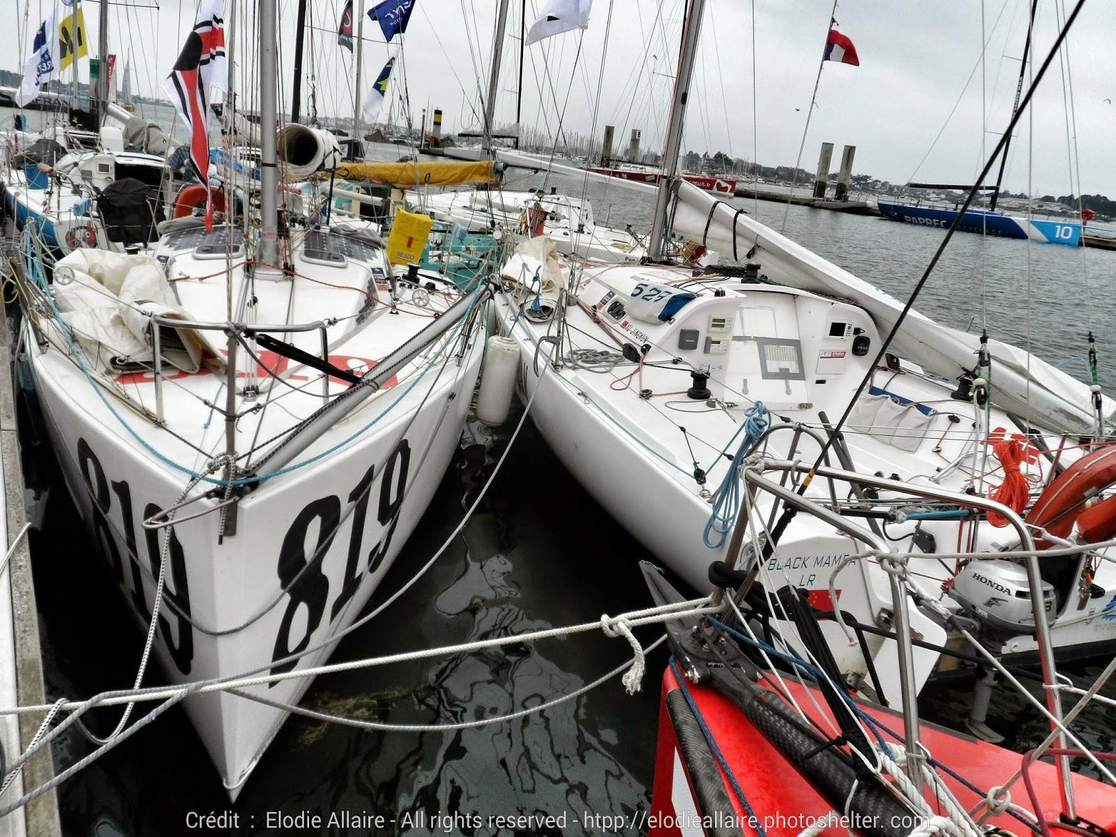 Les Minis de La Lorient BSM.