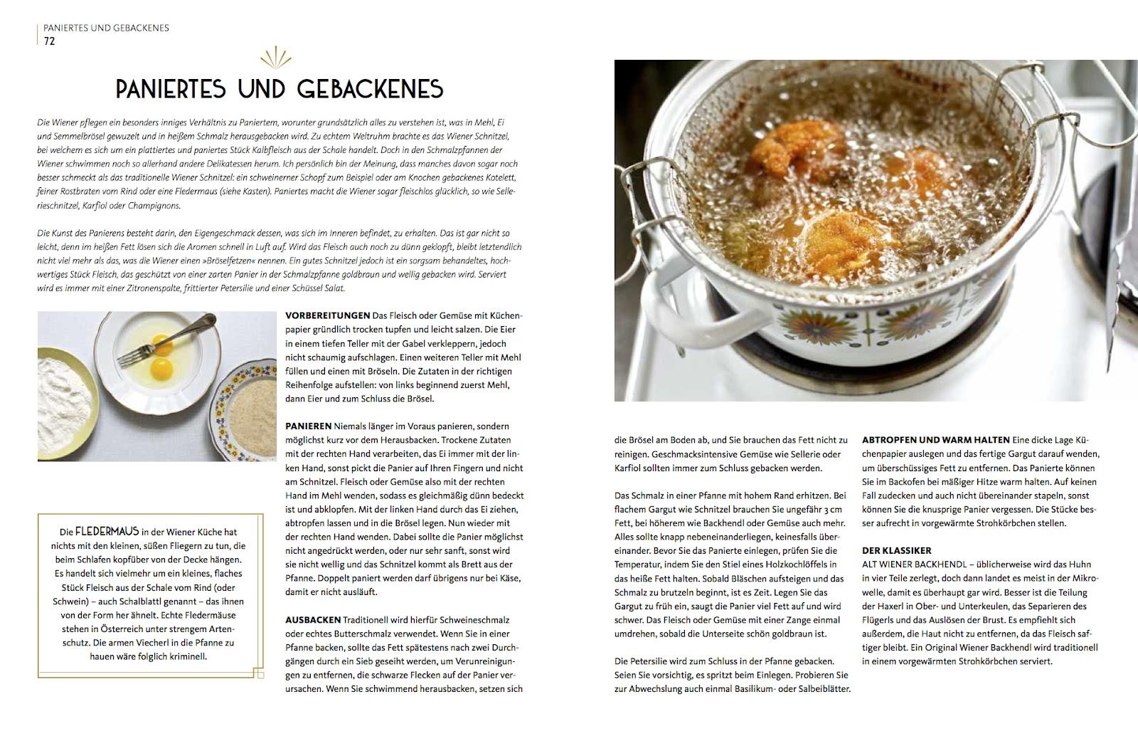 das kochbuch - was hat sie denn? was kann sie denn? was glaubt sie ... - österreichische Küche Kochbuch