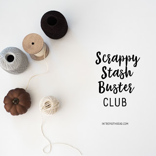 SCRAPPY STASH BUSTER CLUB