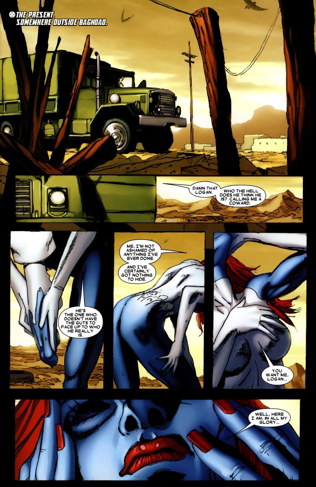 Read online Wolverine (2003) comic -  Issue #64 - 23
