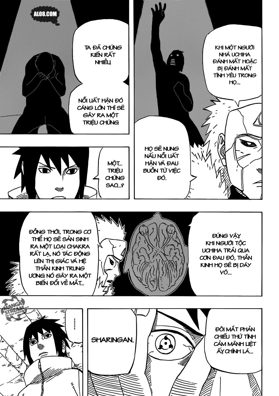 Naruto chap 619 Trang 15 - Mangak.info