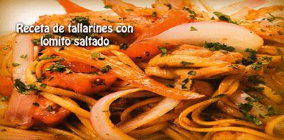 Recetas  de pastas, recetas  de carnes, recetas peruanas