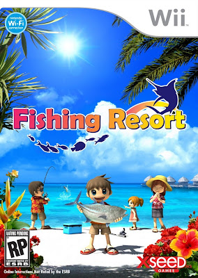 Fishing Resort Wii