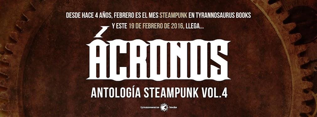 Antología Steampunk