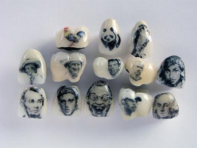coronas dentales tatuajes arte