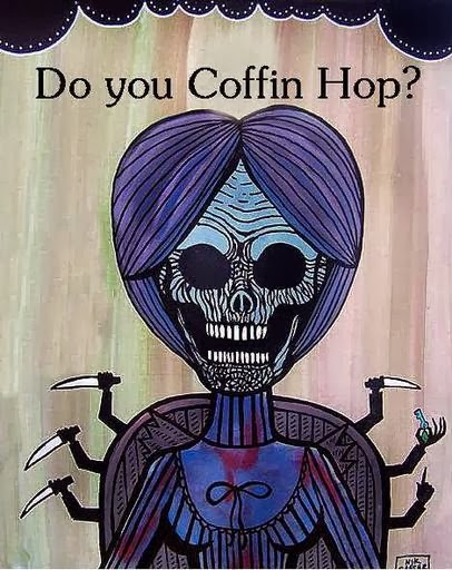 Coffin Hop 2013