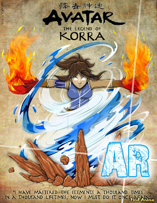 Avatar: A Lenda de Korra - 1ª Temporada BD-Rmz Dual Áudio + Legenda