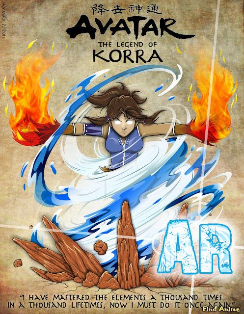 Avatar – A Lenda de Korra Livro 1: Ar (2012) Blu-Ray 720p Download Torrent Dublado