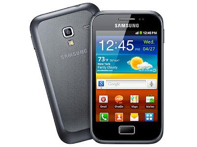 [Noticia] Samsung já comercializa Galaxy Ace Plus no Brasil