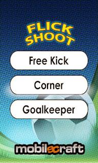 تحميل لعبة كرة القدم Flick Shoot