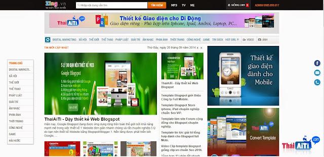 Share Template Blogspot Zing.vn Full Mobi 2014 tại ThaiAiTi.com
