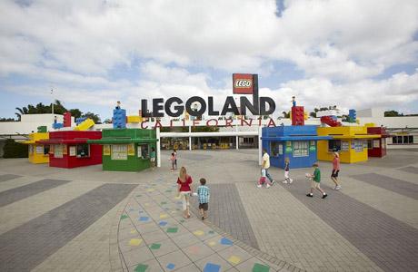 Legoland, parque, California