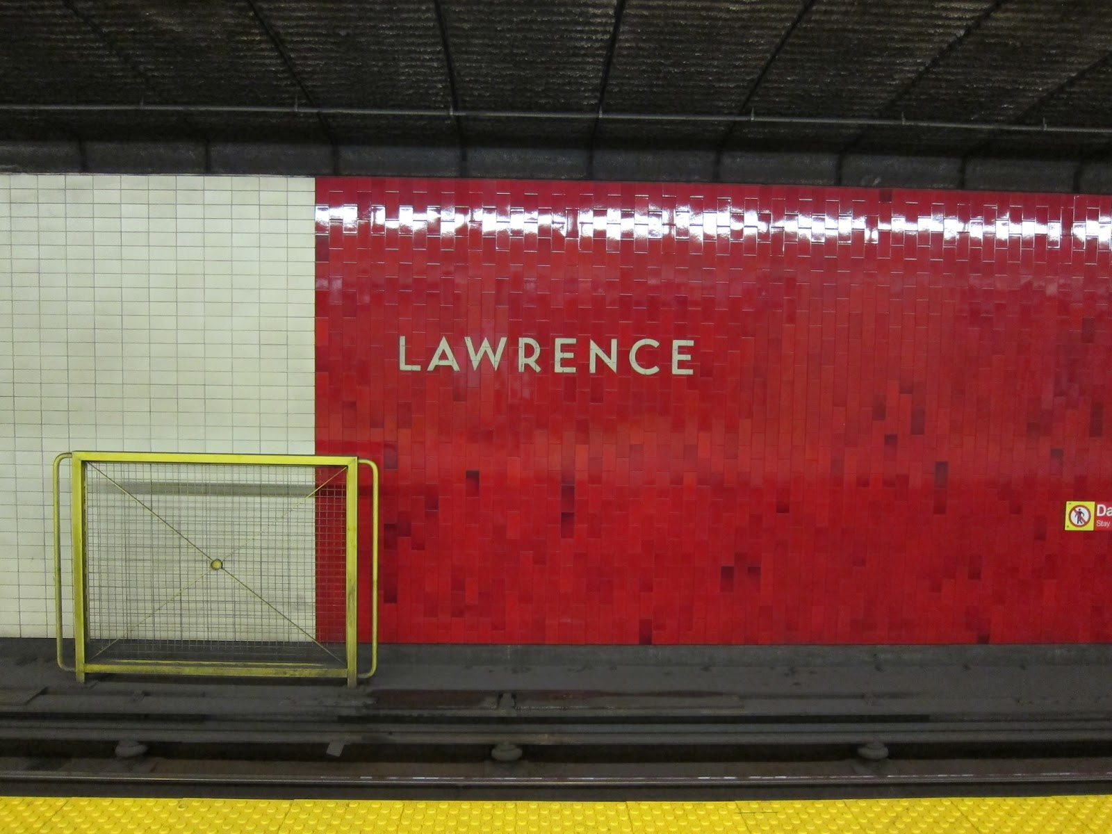 Lawrence station identification
