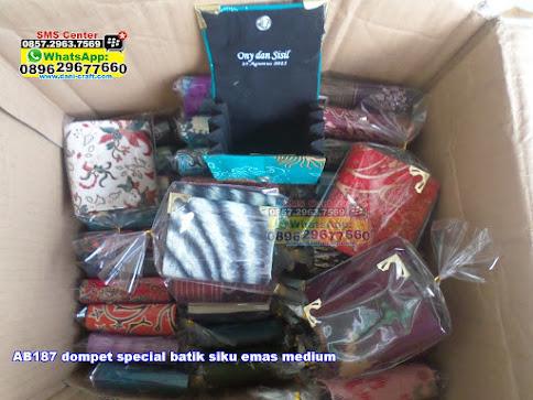 dompet special batik siku emas medium jual