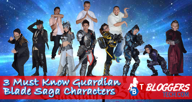 3 Must Know Guardian Blade Saga Characters