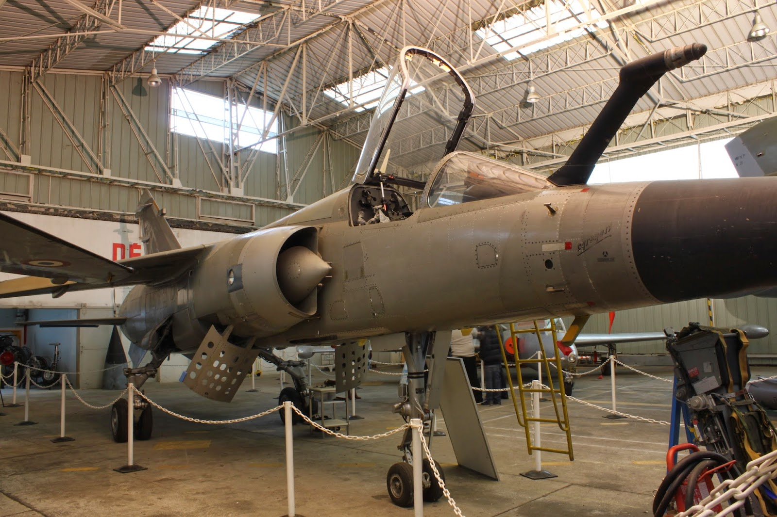 Musée Clément Ader EALC Corbas avions 2014