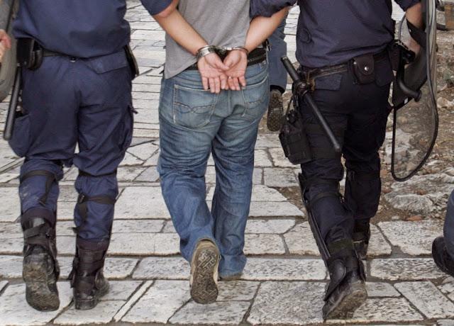 Εύβοια: Χειροπέδες σε εννέα άτομα το τελευταίο 24ωρο