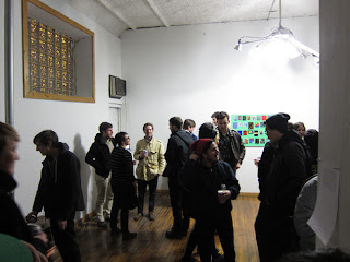 photos from PaintFX opening