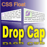 Cara Membuat Huruf Pertama Pada Artikel Lebih Besar (Drop Cap)