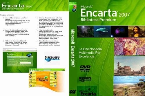 descargar encarta 2007 en espanol: