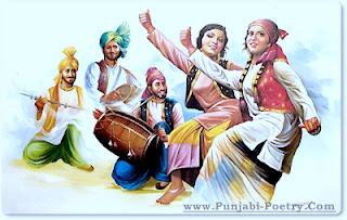 Punjabi Bhangra