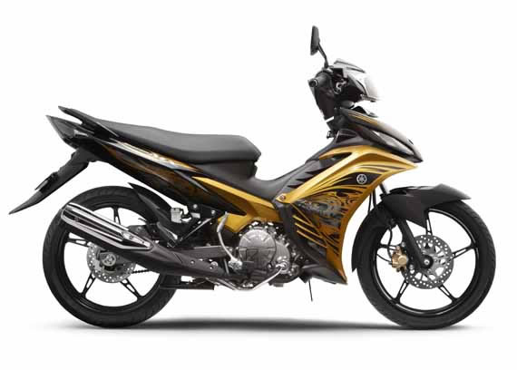 yamaha sniper mx color