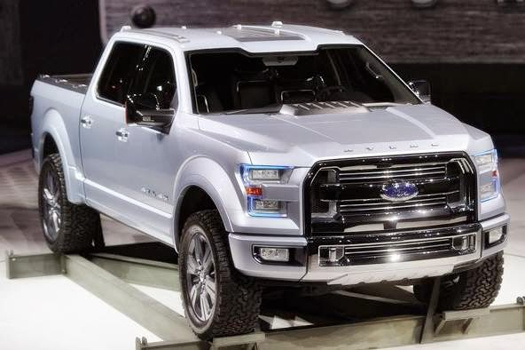 2014 Ford F150 Atlas Release Date