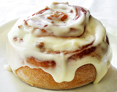 Taste of the Best: The BEST Homemeade Cinnamon Rolls