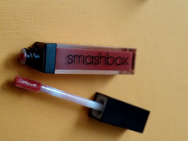 Smashbox Art Love Color Studio Set Be Legendary Lip Gloss in Disco Rose
