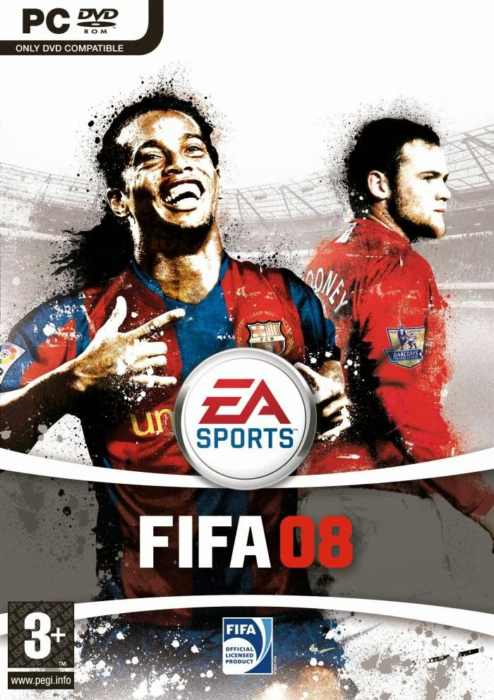 FIFA 2008 PC Game Free Download