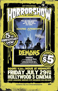 Local Talent Showcase: Horrorshow: Demons! *5 year AnniverScary*Friday July 29, 2016