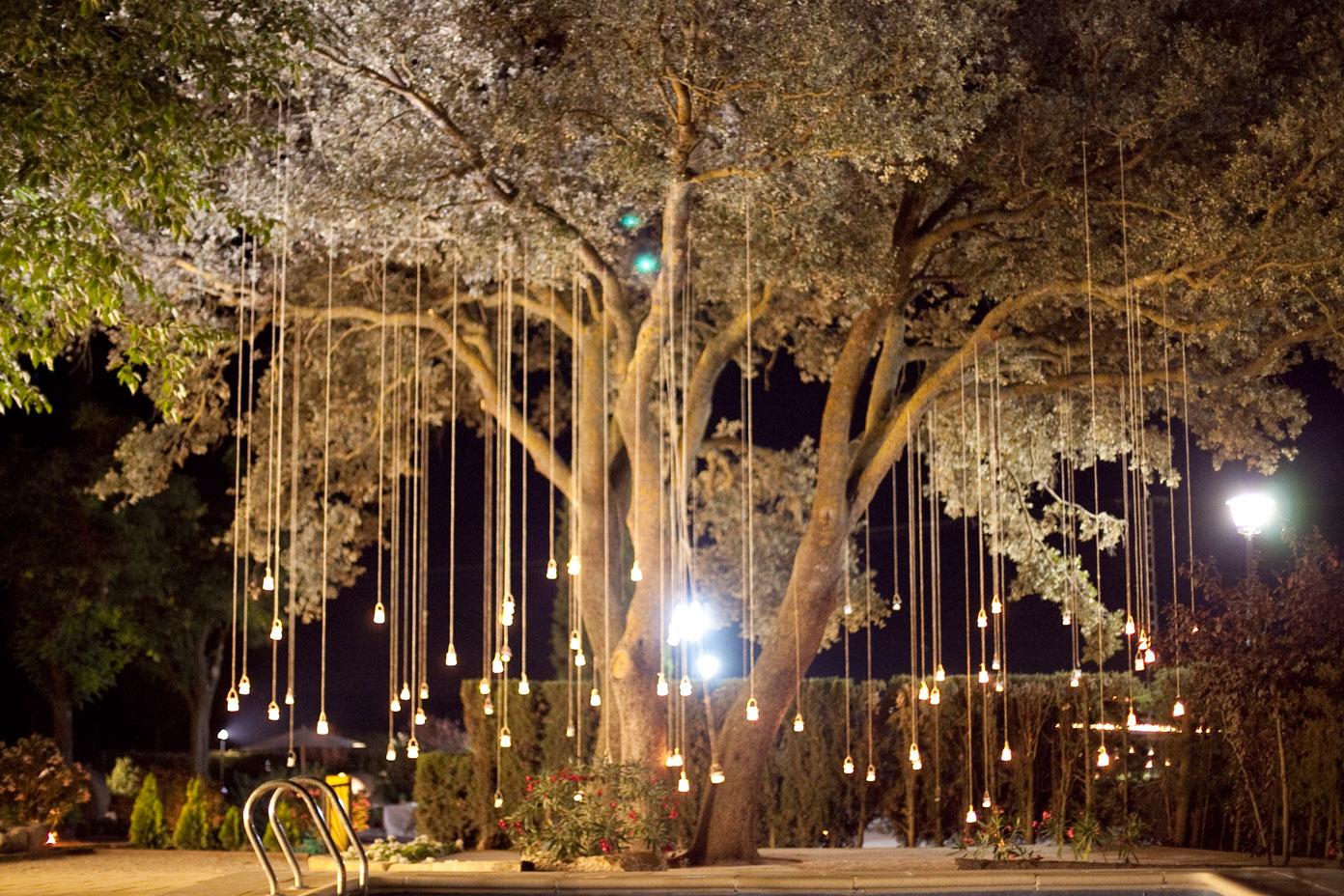 Made by ana yanguas for Decoracion fiesta jardin noche