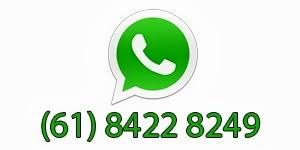Também atendemos pelo Whatsapp