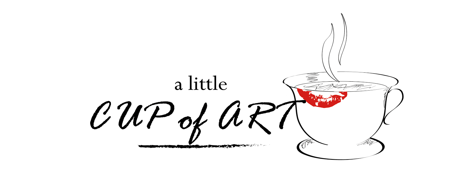 a little CUP OF ART
