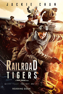 Railroad Tigers Poster