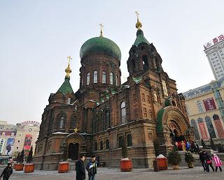 chiesa Harbin