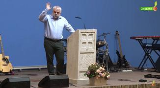 Vladimir Pustan 🔴 Israel în fața balaurului